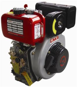 CE Approved 5HP, 7HP, 10HP, 12HP Diesel Engine pictures & photos