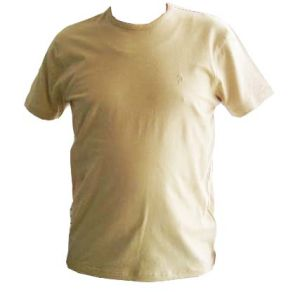 100% Cotton Short Sleeve Man T Shirt With Embroidered Logo pictures & photos