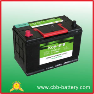 Calcium Mf Battery Auto Battery Ns100 pictures & photos