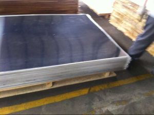 Grey Black Colored Acrylic Sheets for Car. pictures & photos