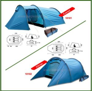 Outdoor Safari Camping Tent for Three Person