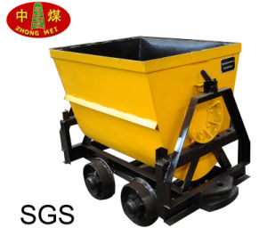 Position Tipping Mine Car 1t/1.5t/2t/3t/5t 10t 13t 15t