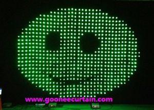 LED Disco Light Flexible LED Curtain Display