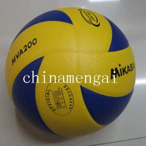 PU Volleyball (MA-6007) Matching Volleyballs pictures & photos