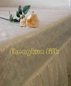 Silk Bed Skirt (YUN-SBS-007)