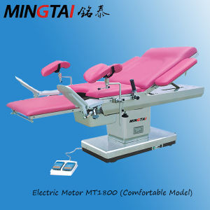 Electrical Gynecology Operation Table Mt1800 with Ce pictures & photos