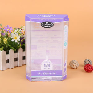 China Manufacturer Eco-Friendly Plastic Boxes for Nursing (PVC box) pictures & photos