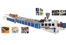 CE/SGS/ISO9001 PVC Window Profile Production Line pictures & photos