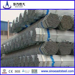 Q195 Pre Galvanized Steel Pipe pictures & photos