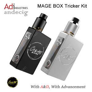 Wholesale 100% Original Coilart Mage Box Tricker Kit, Coilart Newest Box Mod pictures & photos