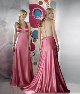 Evening Dress, Evening Gown, Bridal Dress (MBP1017)