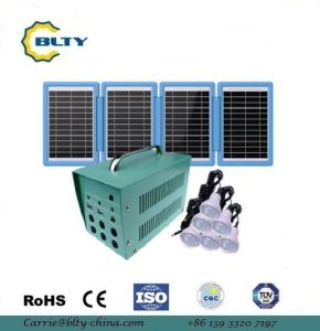 off Grid Solar Lighting Kits System pictures & photos