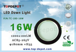16W LED Down Light (TC-180-16W)