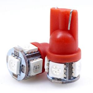 5PCS SMD5050 T10 Auto LED Bulb (T10-WG-005Z5050) pictures & photos