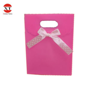 Promotional Candy & Gift Pouch Bag with Hole Handle pictures & photos