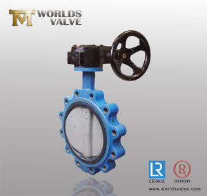 Lugged Type Wafer Butterfly Valve