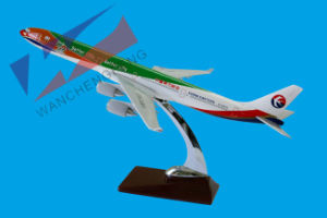 Plane Model (A340-600) pictures & photos