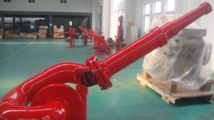 Marine Fire Fighting Equipment Manual/Remote Control Fire Foam Water Monitor (200m3/h--1200m3/h)) pictures & photos