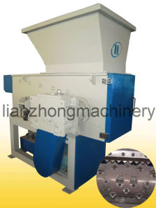 Plastic Lump/Pipe/Tyre Single Shaft Shredder (DS)