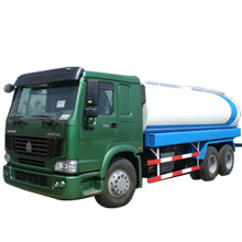 Sinotruk HOWO 6x4 336HP Tank Truck pictures & photos