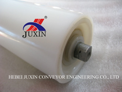 Cement Material Nylon Idler/Roller for Conveyor Belt pictures & photos
