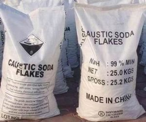 Caustic Soda Flakes 99%Min pictures & photos