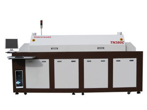 8heating Zone SMT Leadfree Reflow Oven Tn380c (TORCH) pictures & photos