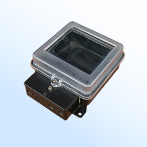 Static Single Phase Electric Meter Case -1