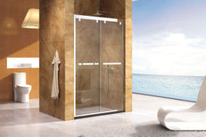 High Quality Stainless Steel Frame Shower Enclosure Fs-2822