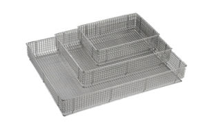 Stainless Steel Wire Mesh Washing Basket pictures & photos