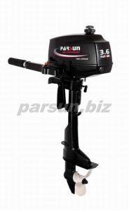 3.6HP Two-Stroke Parsun Outboard Engine pictures & photos