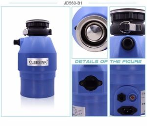 Best Food Waste Disposer 3 4 HP pictures & photos