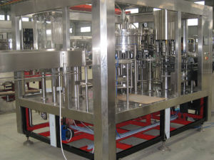 Carbonated Soft Drink Filling Line pictures & photos