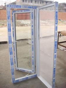 Pvc One Panel Casement Window pictures & photos