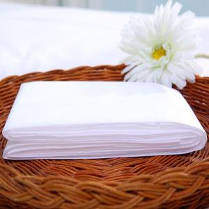 White Color Disposable Non Woven Pillowcase pictures & photos