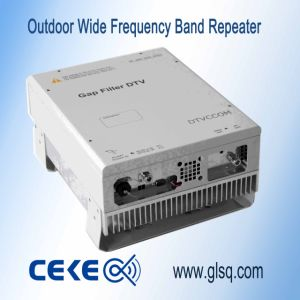 20W UHF Outdoor Wide-Band Frequency Repeater