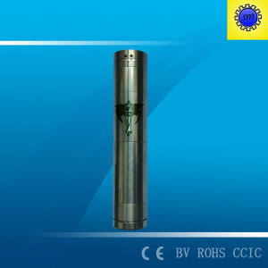 Chiyou Mod Clone, Chi You Brass, Mechanical Mod Chi You
