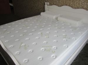 Memory Foam Mattress Topper pictures & photos