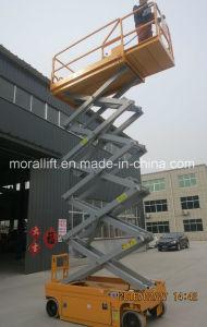 Self-Propelled Scissor Lift Table Work Platform pictures & photos