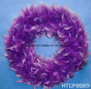 Feather Christmas Wreaths & Garland pictures & photos