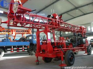 Gl-Iia Trailer Mounted Drilling Rig pictures & photos