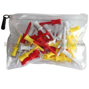 Golf Plastic Tees 45mm 52mm 75mm Gte012