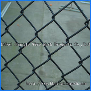 Galvanized Steel Mesh Rolls Chain Link Fence pictures & photos
