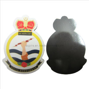 Custom Soft PVC Fridge Magnet for Navy Malaysia (FM-09) pictures & photos