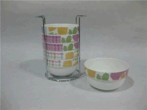 Porcelain Bowl Dinnerware, Ceramics Bowl (JCFB-052)