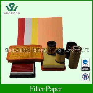 Wood Pulp Light Duty Air Filter Paper /Oil Filter