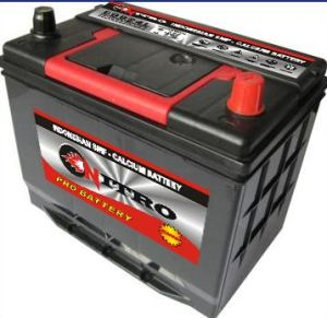 Maintenance Free Battery NX110-5 80D26L 12V70AH pictures & photos