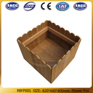 WPC Plastic Flower Pot 820*440*400mm