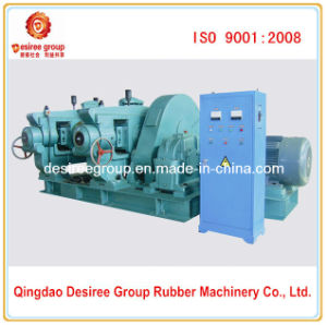 Two Roll Rubber Mixing Crushing Machine