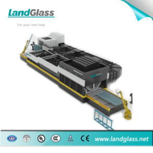 Landglass Horizontal Glass Flat & Bending Tempering Line pictures & photos